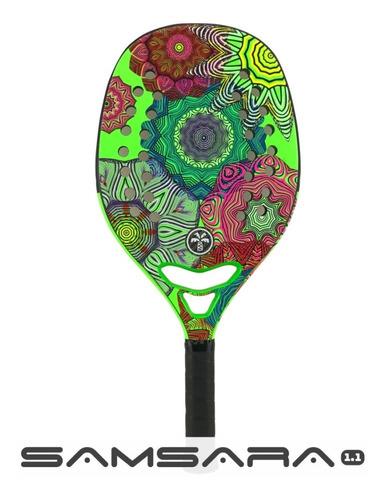 Raquete Beach Tennis Turquoise Samsara Green 2021