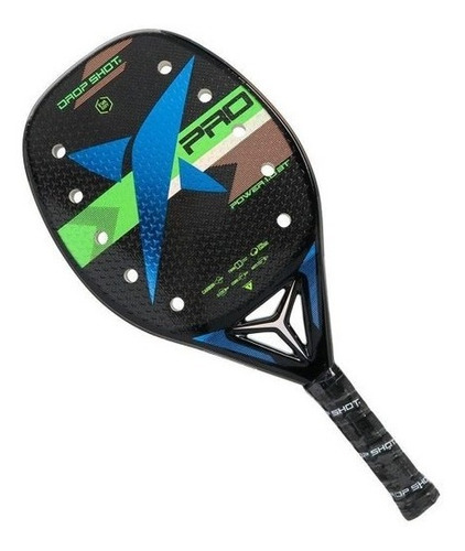 Raquete De Beach Tennis Drop Shot Power 1.0 - 2021