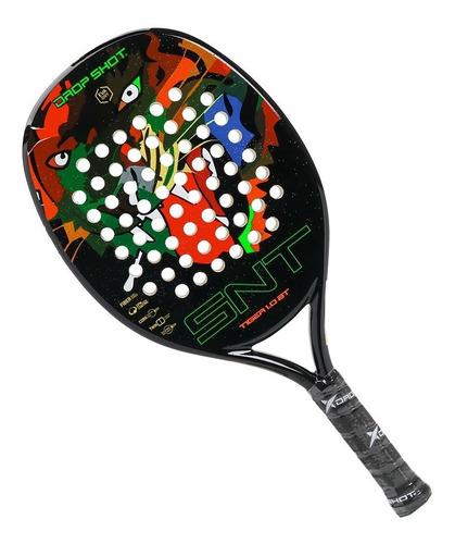 Raquete De Beach Tennis Drop Shot Tiger 1.0