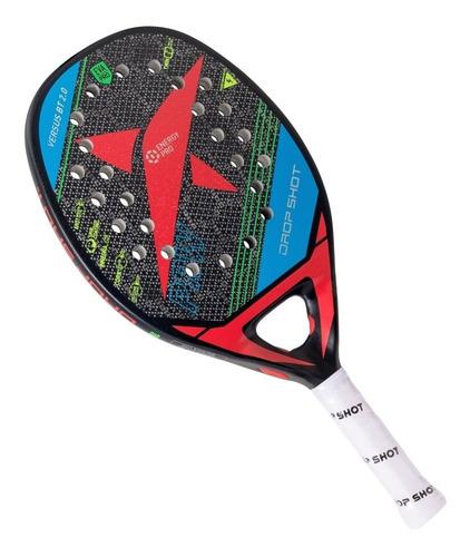 Raquete De Beach Tennis Drop Shot Versus 2.0