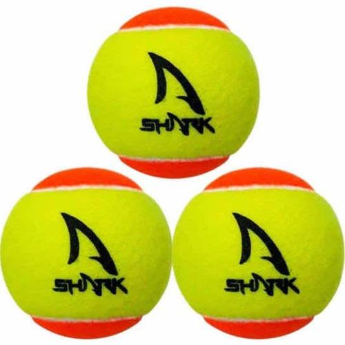 Raquete De Beach Tennis Outride Noise + 1 Pack De Bolas