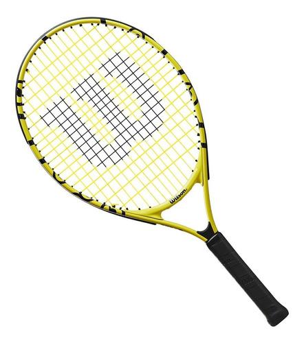 Raquete De Tênis Infantil Minions 23 Modelo 2021 Wilson