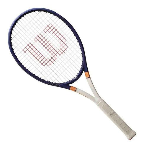 Raquete Wilson Ultra 100 Roland Garros 2021 - 300g