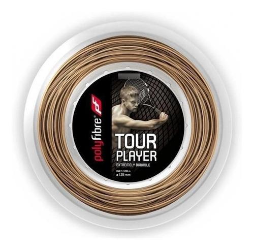 Rolo De Corda Polyfibre Tour Player 1.25mm - 200m