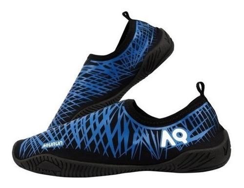 Sapatilha Esportiva Aquática Aqurun Azul - Impermeável