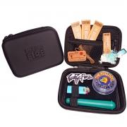 Kit Purple Fire x The Bulldog Amsterdam Premium Preto