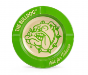 Cinzeiro Alumínio The Bulldog Amsterdam VERDE
