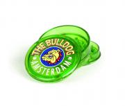 Dichavador The Bulldog 3 Partes Original Acrilico VERDE