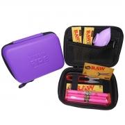 Kit Purple Fire x Raw Exclusive Roxa