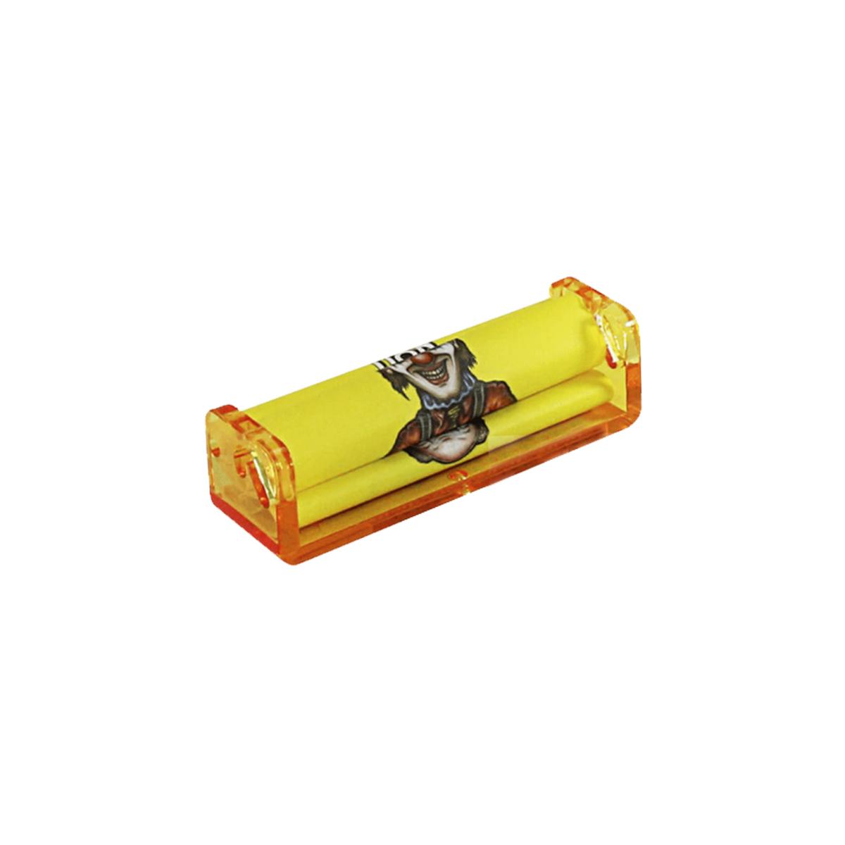 Bolador Automático Lion Rolling Circus 1.1/4 Amarelo