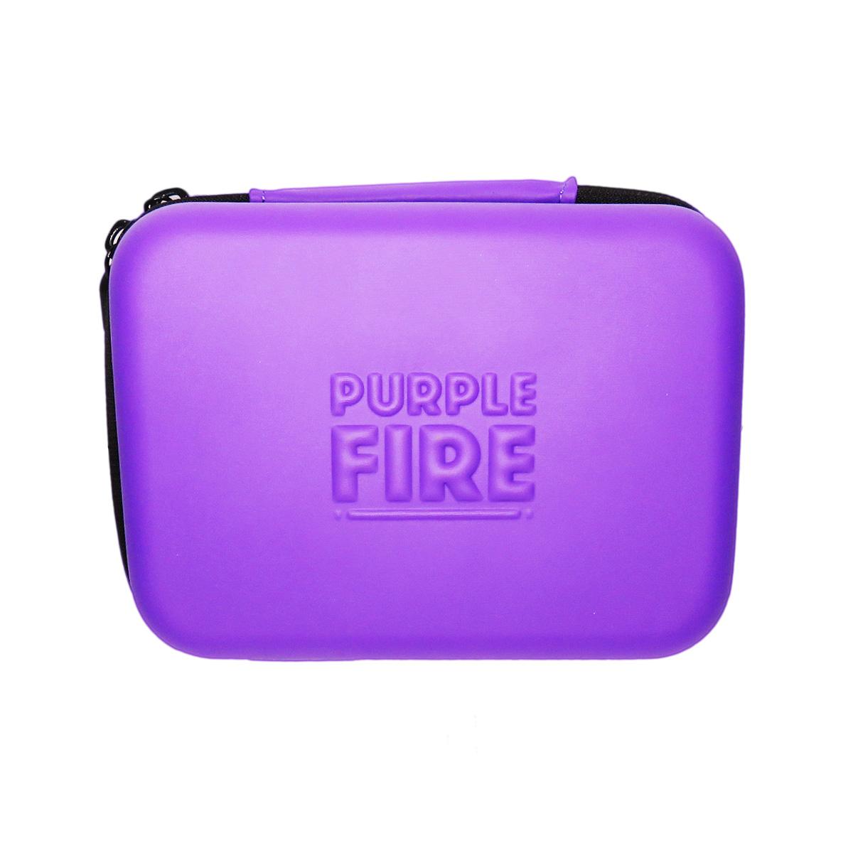 Case Purple Fire x Bem Bolado Roxa