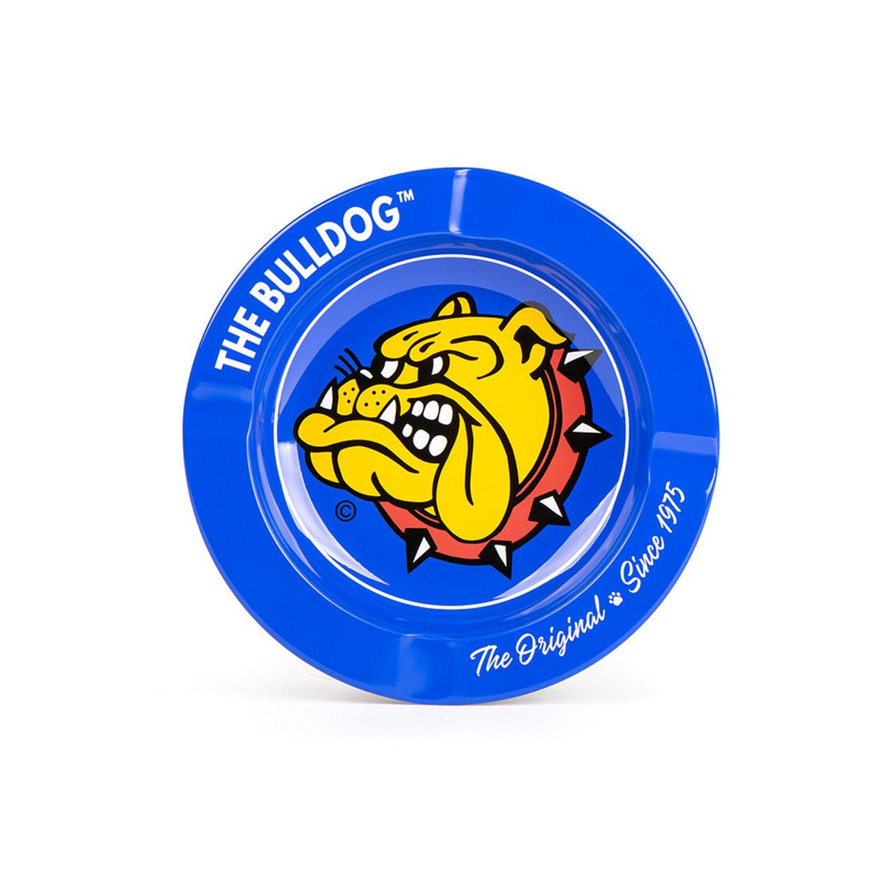 Cinzeiro Alumínio The Bulldog Amsterdam AZUL