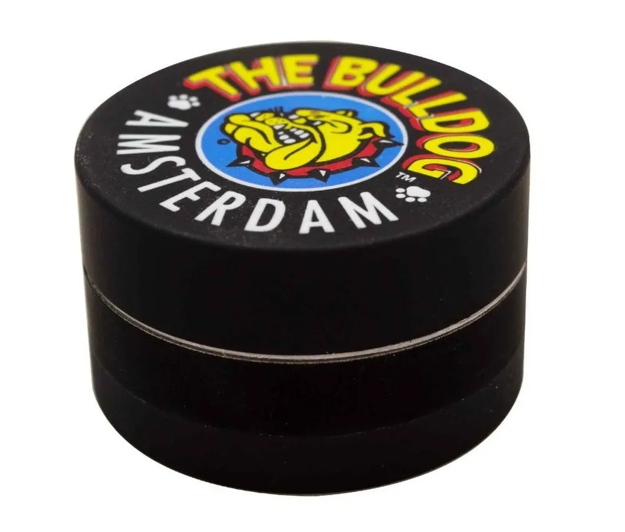 Dichavador The Bulldog 3 Partes Original METAL PRETO