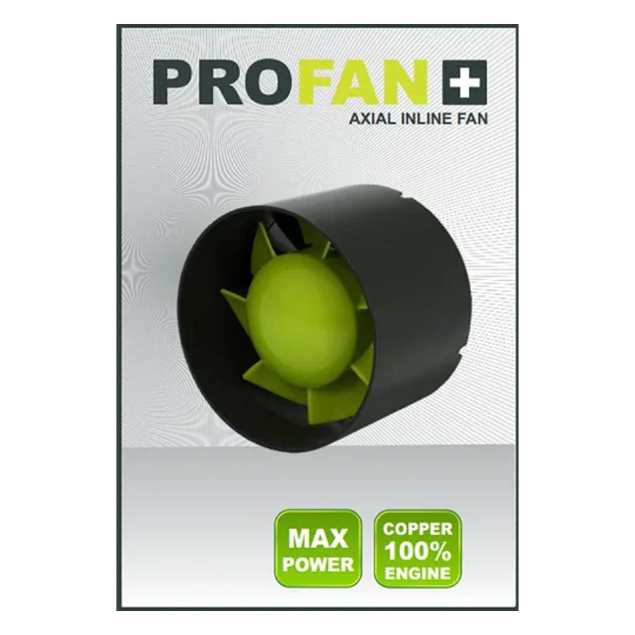Exaustor Profan Inline 150mm Garden High Pro