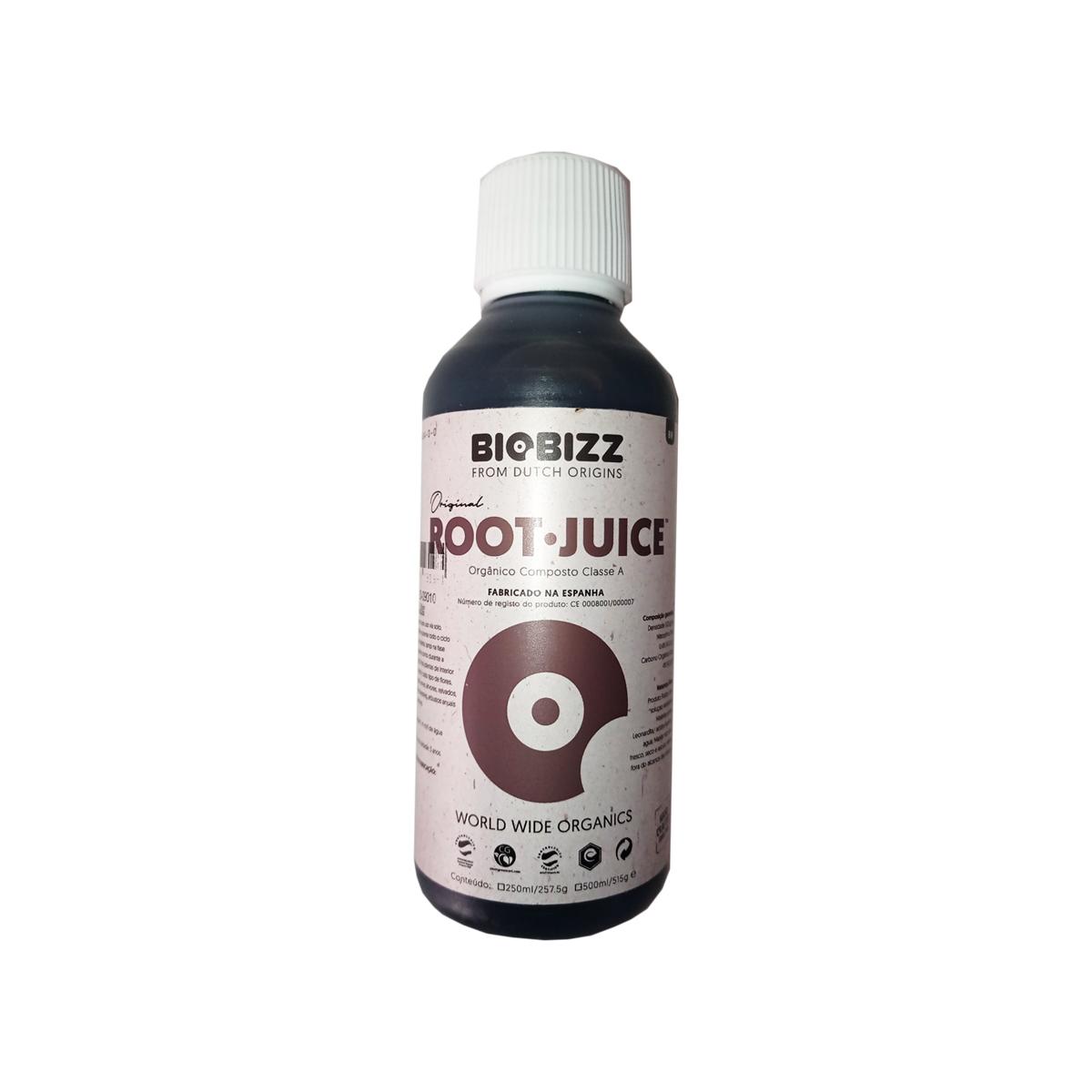Fertilizante Biobizz Root Juice 250ml