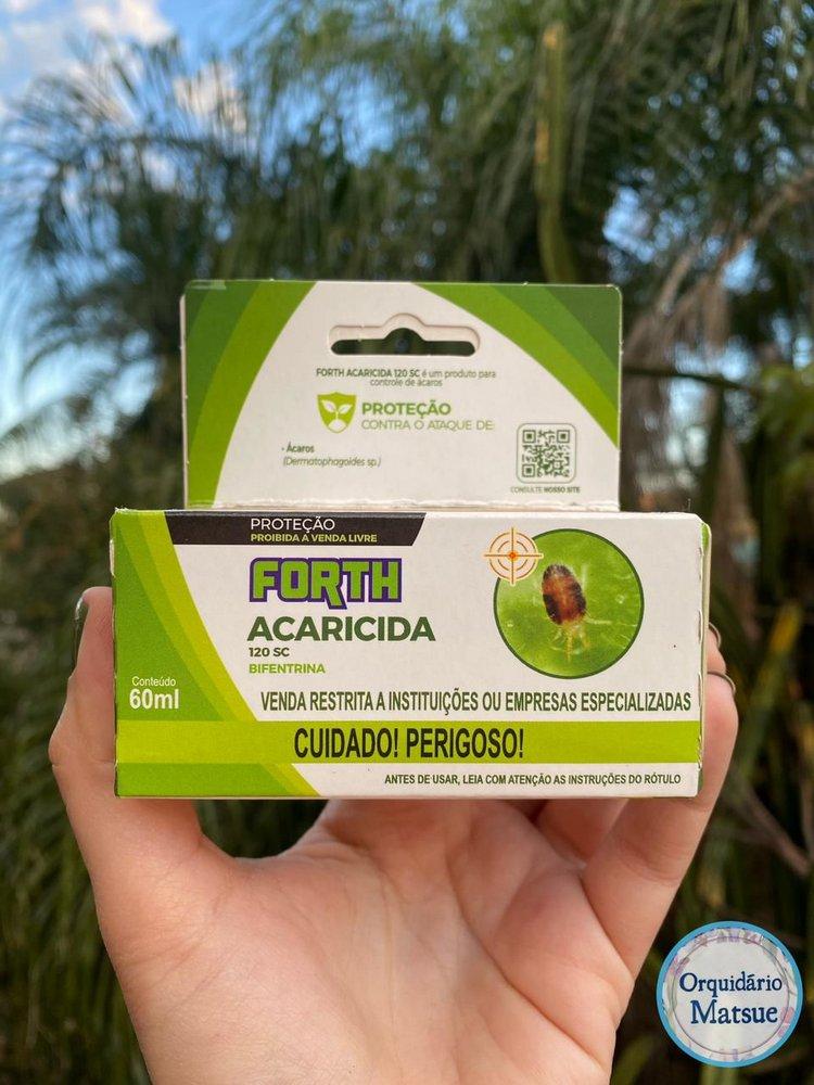 Forth Acaricida 30ml