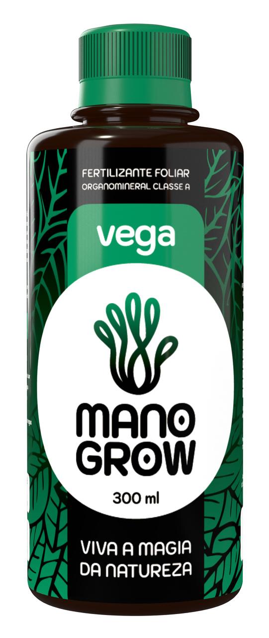 Kit Mano Grow Flora + Vega + Micros 300ml
