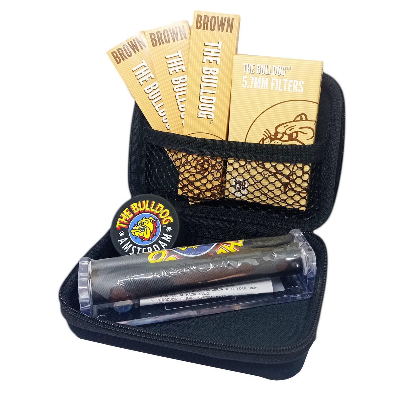 Kit The Bulldog Amsterdam Premium - PRETO