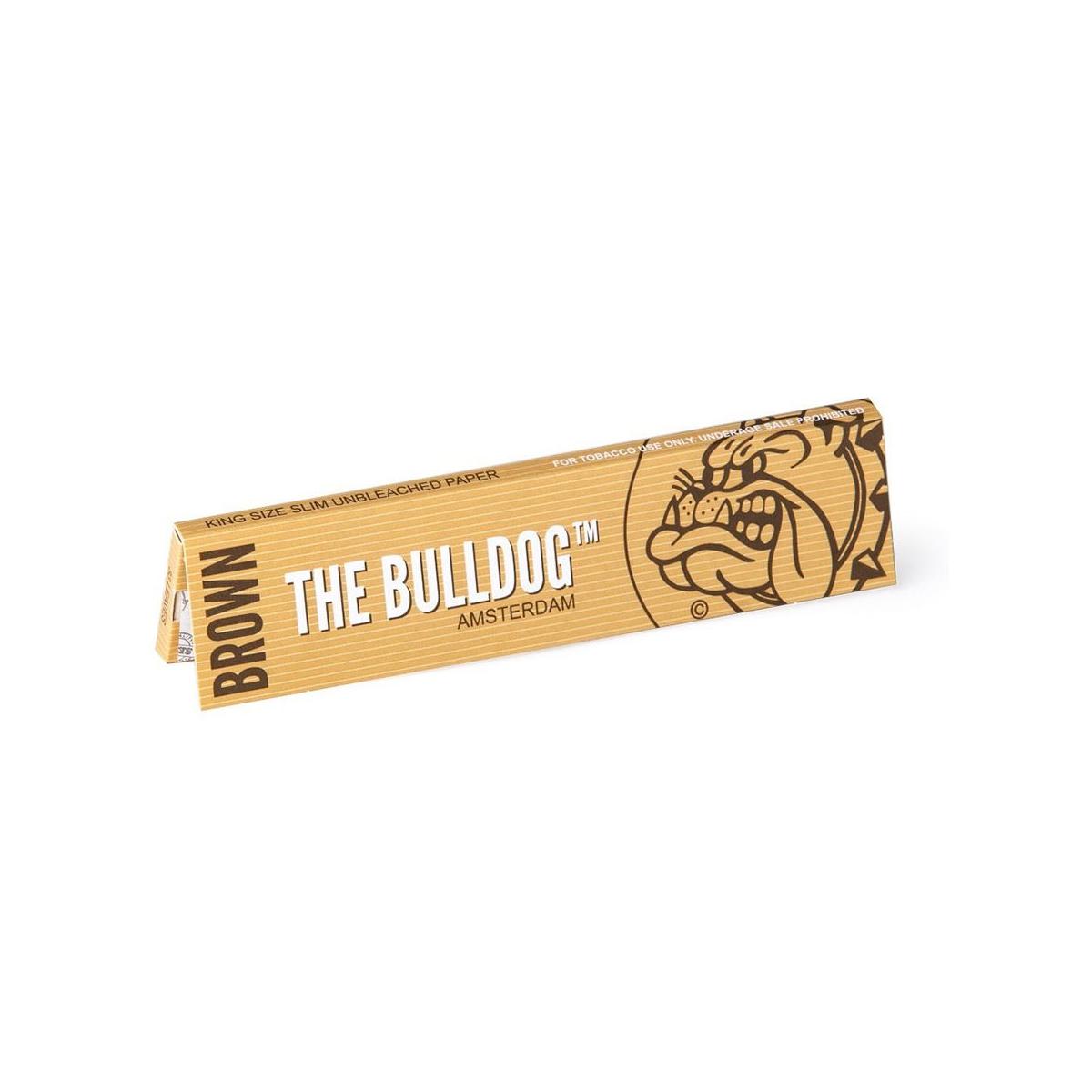 Seda Bulldog King Size  BROWN