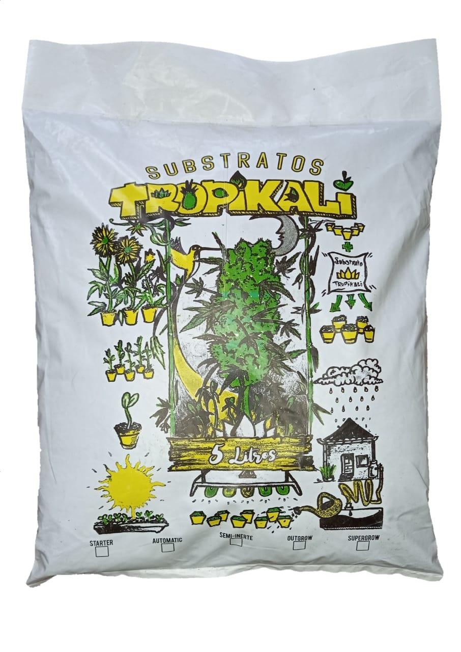 Substrato Tropikali SuperGrow 5 Litros