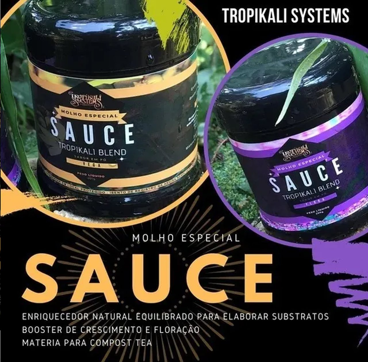 Tropikali Sauce FLORA 200g