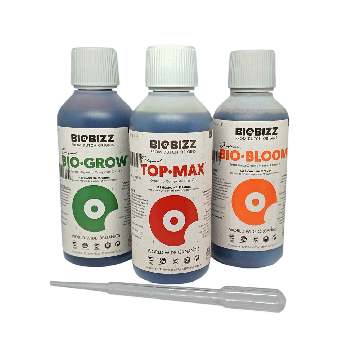 Try Pack Indoor Biobizz