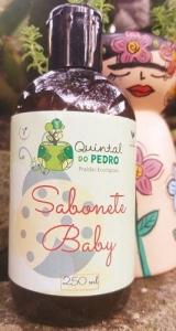 Sabonete Líquido Baby - Quintal do Pedro
