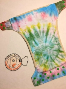 Tie Dye - Aurorinha Sustentável