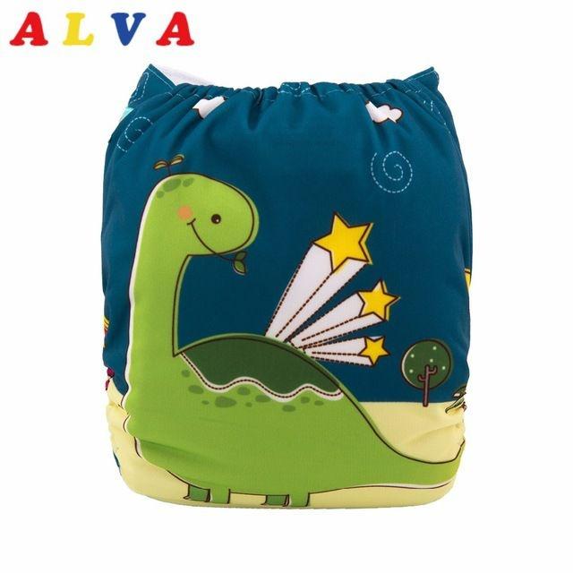 Fralda Dinos - Alvababy