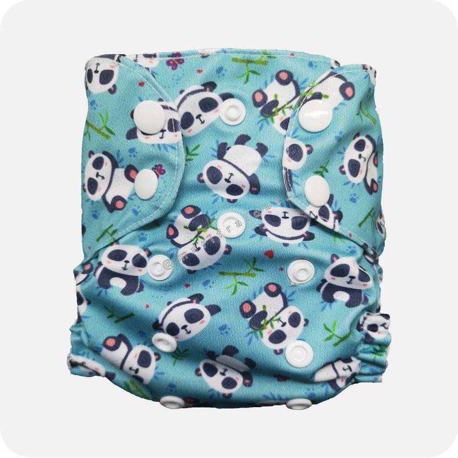 Pandas RN - Acompanha absorvente RN - Mari Fraldas
