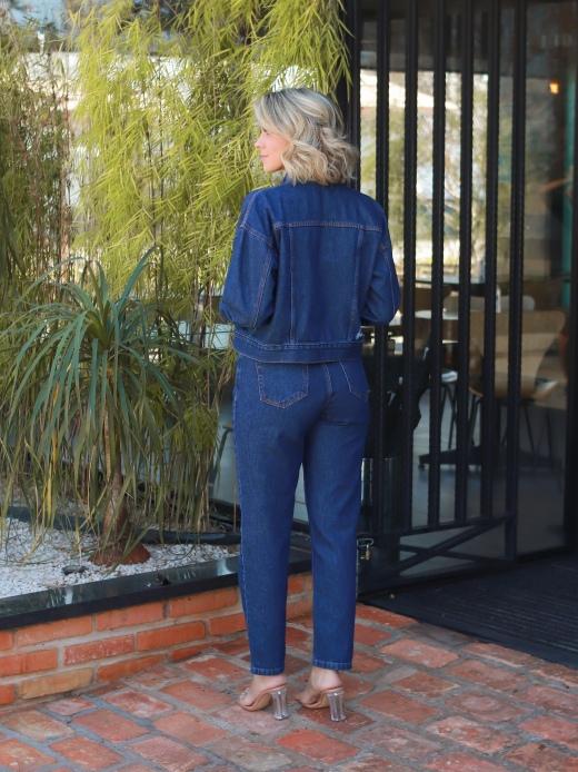 Calça Jeans Luzia Fazzolli