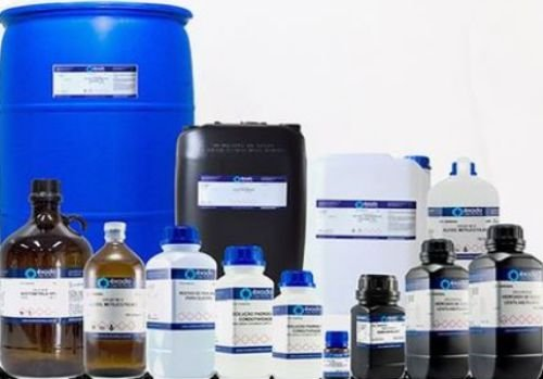 ALCOOL ETILICO ABS.PA 99,8% - 1L
