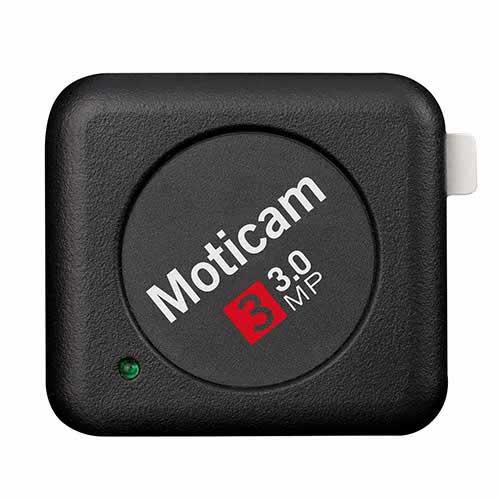 CÂMERA PARA MICROSCOPIA 3 MP - MOTIC