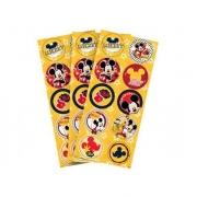 Adesivo Decorativo Mickey c/3 Cartelas - Regina