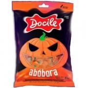 Bala De Goma Halloween Abóbora 80g - Docile