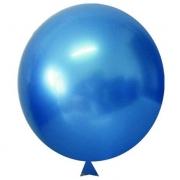 Balão Alumínio Nº5 Azul c/25 - Happy Day