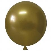 Balão Alumínio Nº5 Bronze c/25 - Happy Day