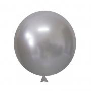 Balão Alumínio Nº5 Natural c/25 - Happy Day