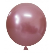 Balão Alumínio Nº5 Rose c/25 - Happy Day