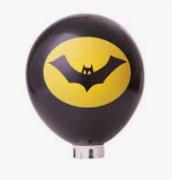 Balão Nº11 Morcego Preto c/25 - Happy Day