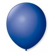 Balão Nº5 Azul c/50 - Happy Day