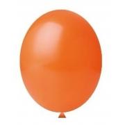 Balão Nº8 Laranja c/50 - Happy Day