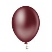 Balão Nº8 Marsala c/30 - Happy Day