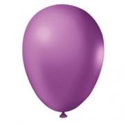 Balão Nº8 Violeta c/50 - Happy Day