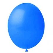 Balão Nº9 Azul c/50 - Happy Day