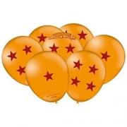 Balão Nº9 Especial Dragon Ball c/25 - Festcolor