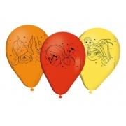 Balão Nº9 Especial LadyBug c/25 - Regina