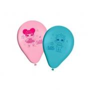 Balão Nº9 Especial LOL Surprise c/25 - Regina