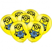 Balão Nº9 Especial Minions c/25 - Festcolor