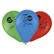 Balão Nº9 Especial Pj Masks c/25 - Regina